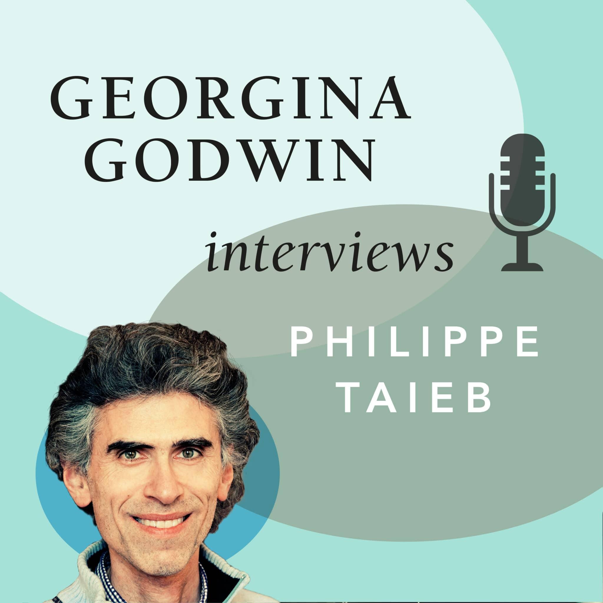 Georgina Godwin interviews Philippe Taieb